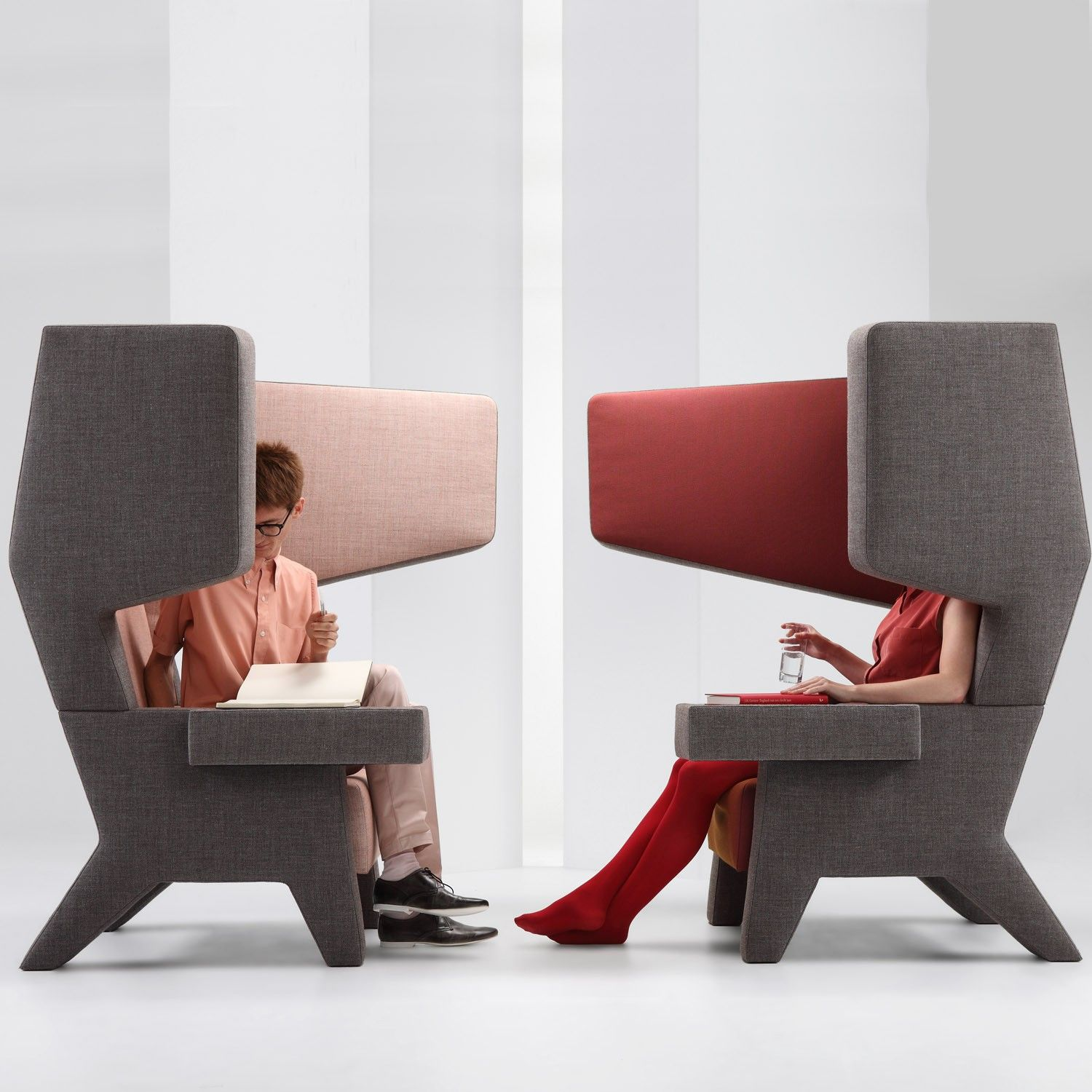 PROOFF EarChair Wing Back Chairs (With images) | Office