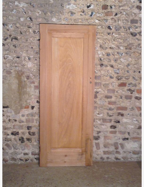 476 - A 1 Panel 1920s Internal door & 476 - A 1 Panel 1920s Internal door | Historic doors | Pinterest ...