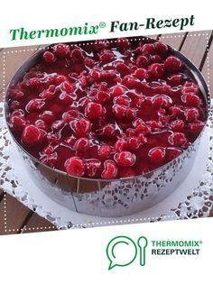 Himbeer Mascarpone Torte #cookiesalad