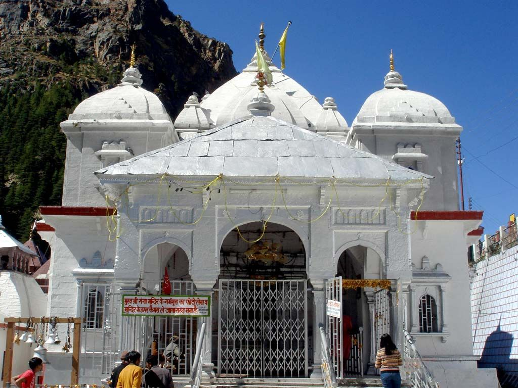Image result for free image of gangotri