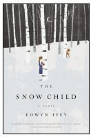 "On Monday, April 28, the Monday Book Discussion Groups talked about ""The Snow Child"" by Eowyn Ivey."