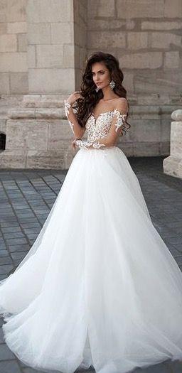 vestidos de novia r