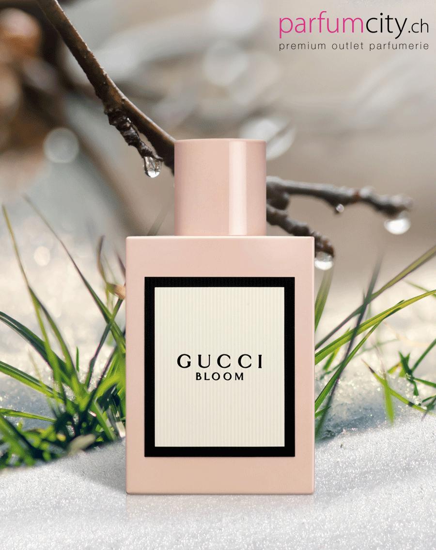 Unwiderstehlich Bluuumig Gucci Bloom Parfum