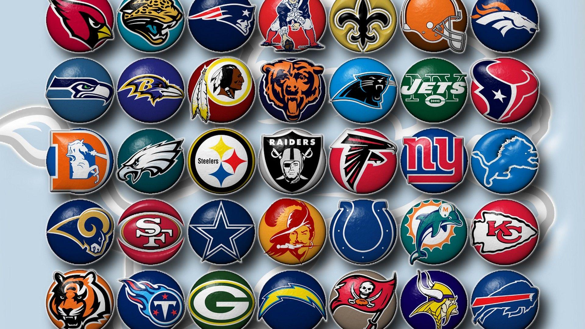 Nfl For Pc Wallpaper Nfl Uniforms Nfl Football Teams Nfl Logo