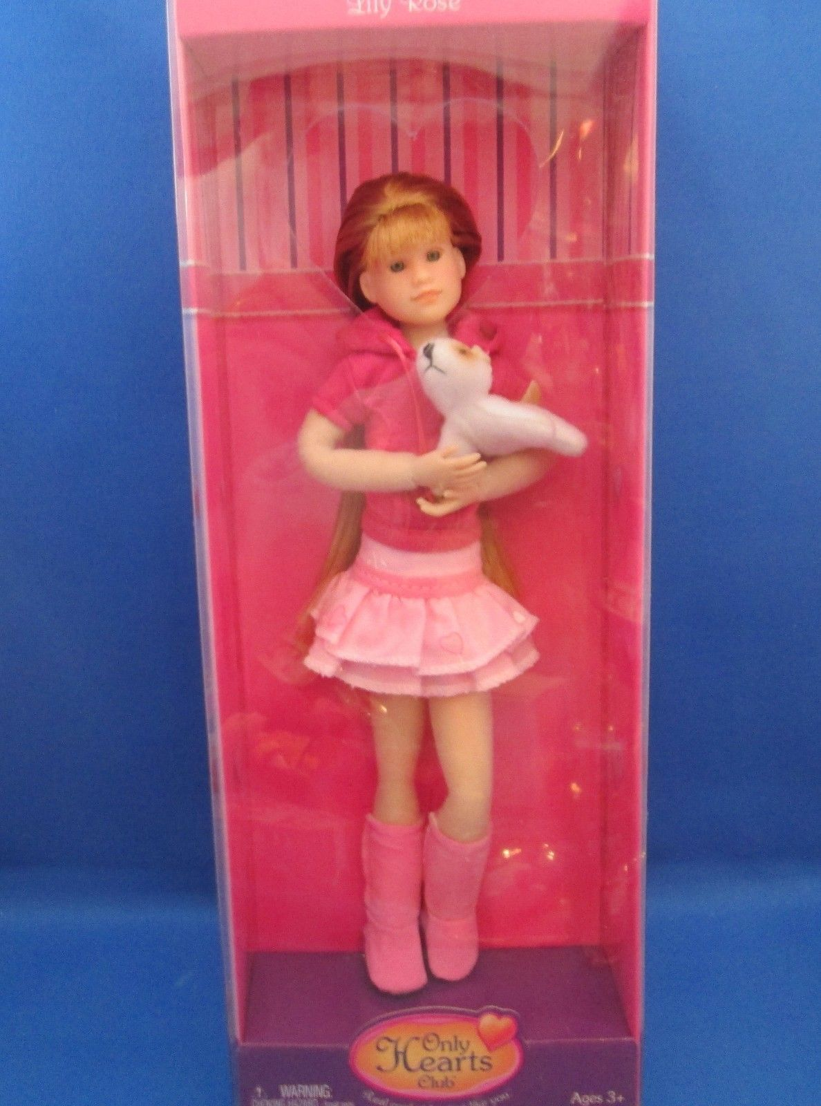 Only Hearts Club Lily Rose Puppy 2006 | eBay