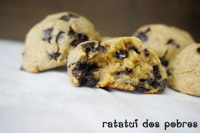Fantásticos biscoitos Vegan (Grain-free) | ratatui dos pobres