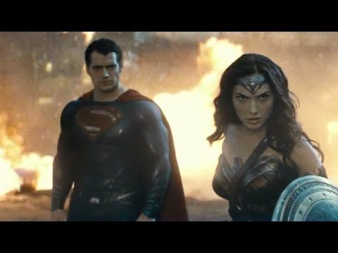 Batman v Superman Dawn of Justice | official trailer #3 US (2016) Ben Af...