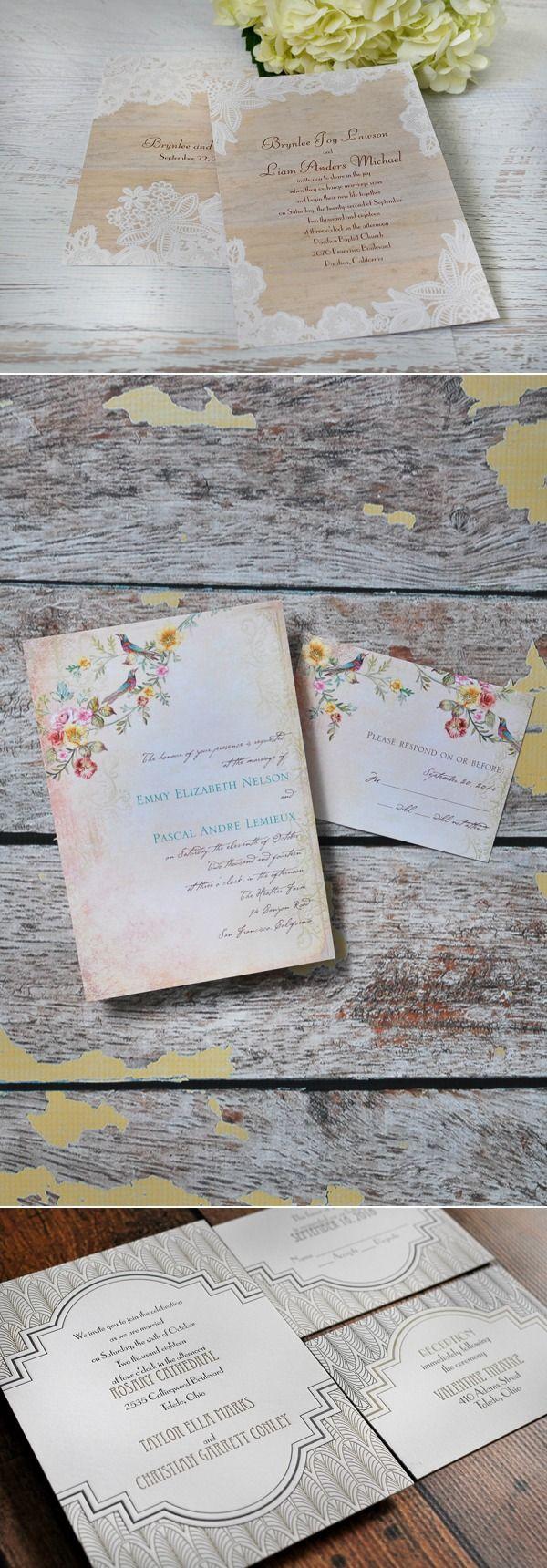 Invitations by Dawn + A Discount!