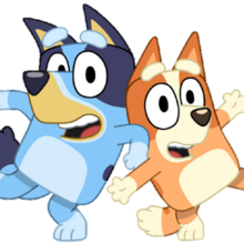 Bingo Heeler Bluey Wiki Fandom Heeler Disney Junior Red Heeler Puppies