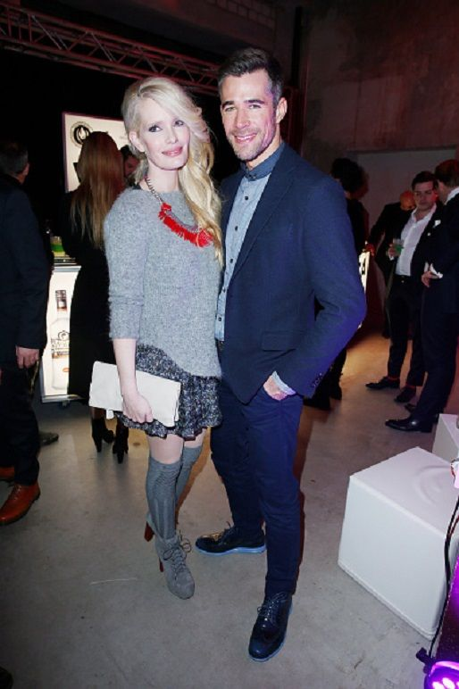 Mirja Du Mont And Jo Weil Attend The Gds Grand Opening Party On