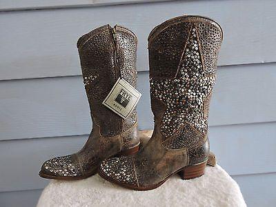 Frye Deborah Star Boots cheap USA stockist 5enSk1