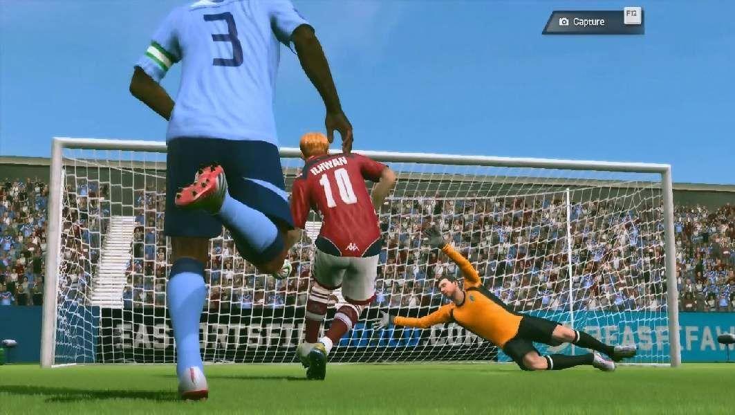 """EA SPORTS FIFA on Instagram """"Magnifique! FRA 🇫🇷 is off"""