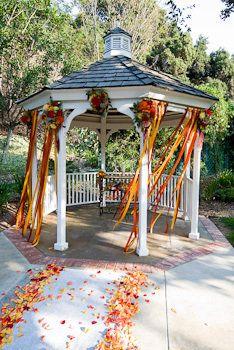 Photo Via Project Wedding Gazebo Decorations Outdoor Wedding
