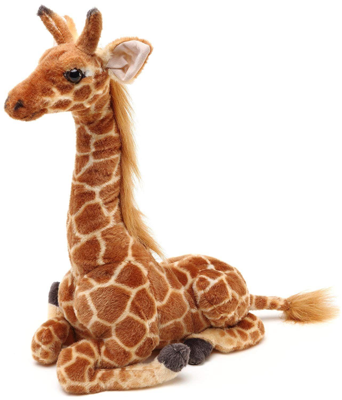 Viahart Jehlani The Giraffe 46cm Stuffed Animal Plush By Tiger Tale Toys By Viahart Shop Online For Toys In New Zeal Cute Stuffed Animals Animals Giraffe [ 1500 x 1283 Pixel ]