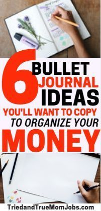 Incredible Bullet Journal Ideas To Help Organize Your Money 6 Incredible Bullet Journal Ideas To Help Organize Your Money. These are seriously some of the best ideas I've found for my bullet journal. Take a look as I'm sure you'll want to copy theseJournal  A journal, from the Old French