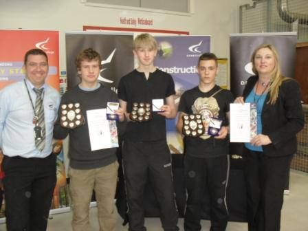 April 2012 Twenty Three Pupils From 12 Schools In Derby And
