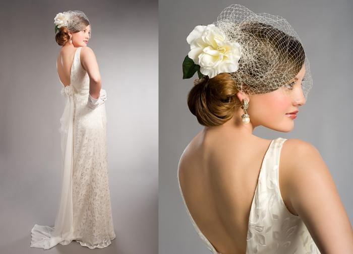 30er vintage brautkleider vintage hochzeitskleid | Hochzeitsideen ...