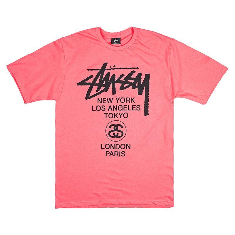 stussy-world-tour-t-shirt-pink-1.jpg (800×800)