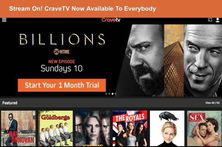 Bell?s CraveTV Launches Xbox One Support blogs de iphone
