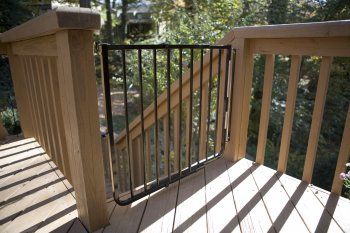 Outdoor Stairs Baby Gate For Decks And Porches [CGSS30AOD]   $99.95 : Baby  Safety
