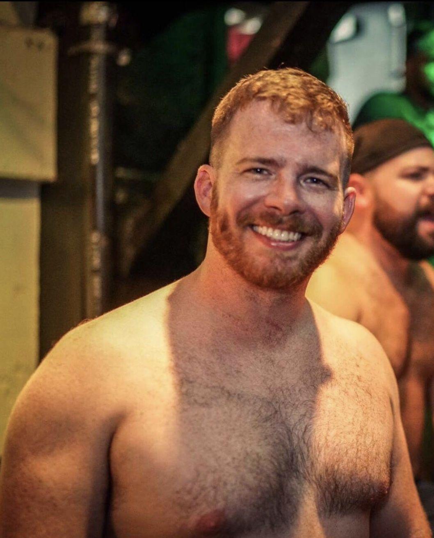 Pin By Thomas Ebert On Beards Bearded Men Blonde Guys