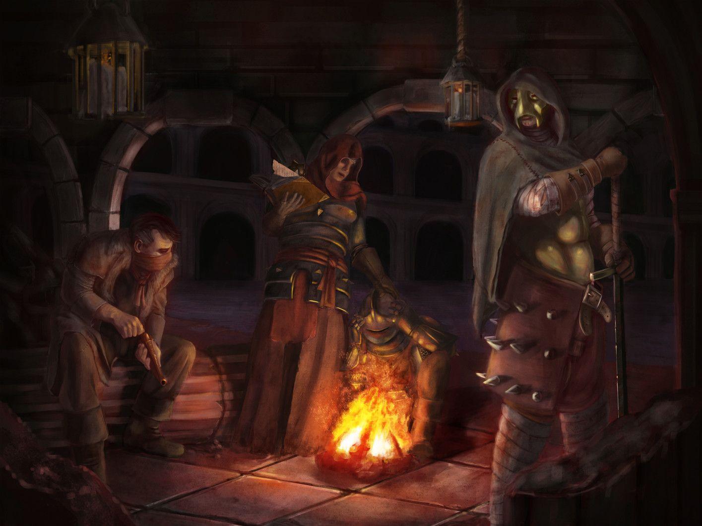 Darkest Dungeon Matthew Mcentire On Artstation At Https Www Artstation Com Artwork R2lb6 Darkest Dungeon Dungeon Dark Fantasy