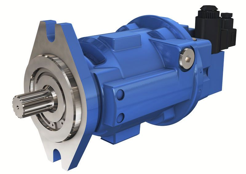 Hydraulic motor bm series orbit hydraulic motor spool for Hydraulic motor control valve