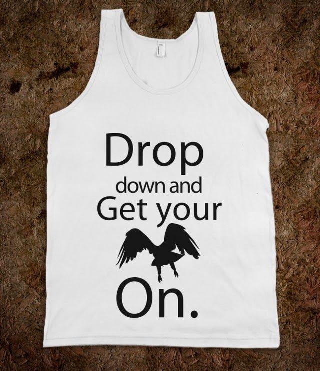 fed9285a3a36607577c79fef4ba52ea7 - How To Drop Down And Get Your Eagle On