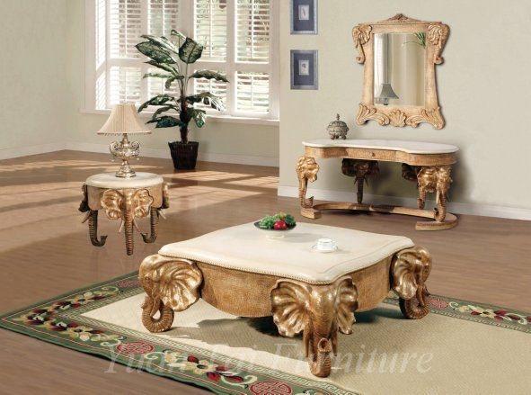 newman's furniture  elephant cocktail table  furniture