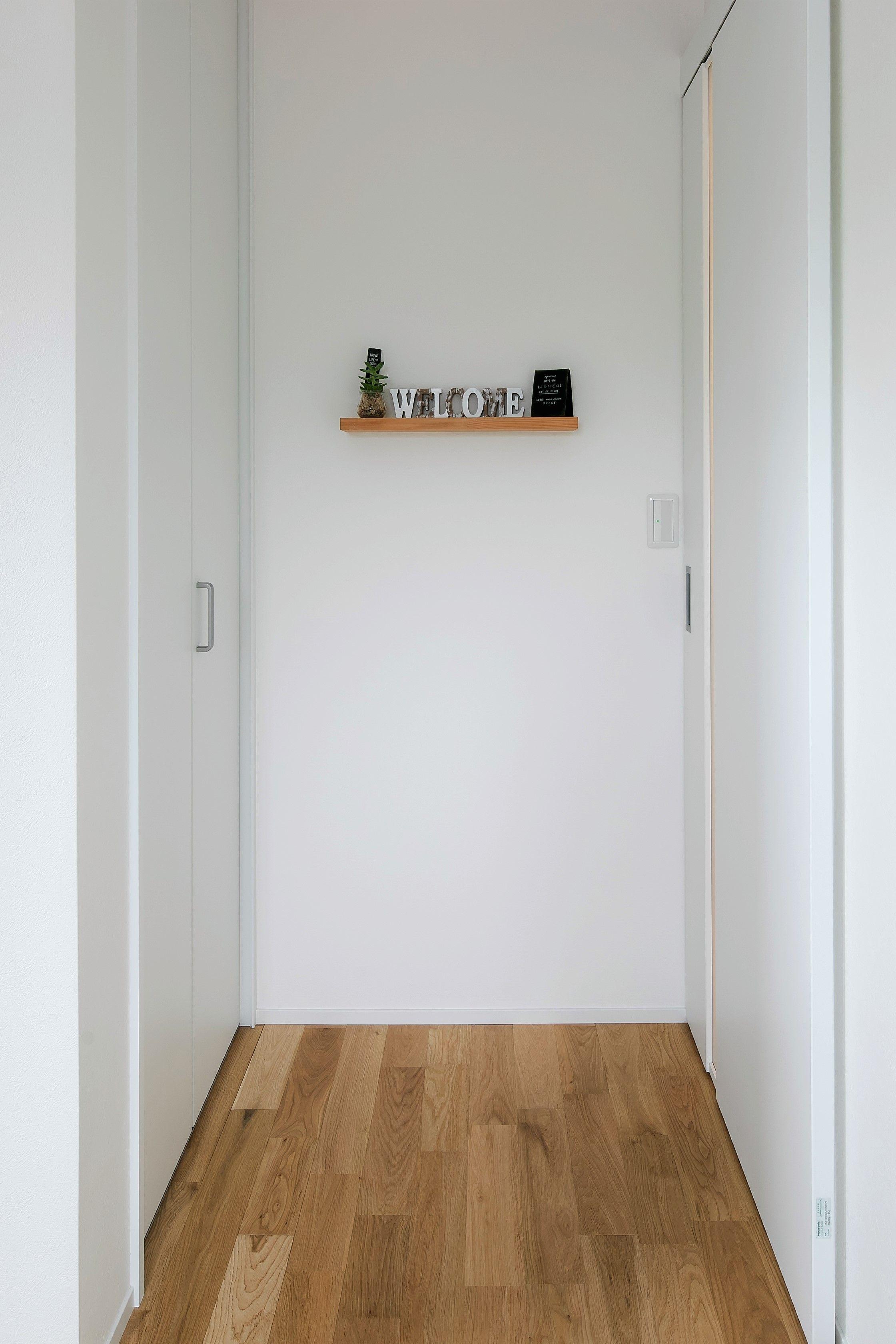 ディスプレイを楽しむ飾り棚 飾り棚 ルポハウス 設計事務所 工務店
