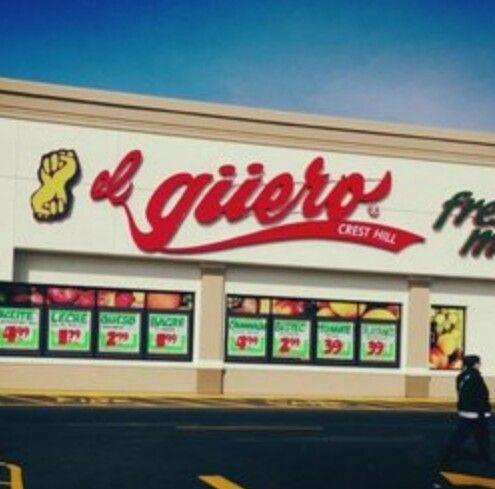 El Guero- Este es un supermercado mexicano que tiene variadades de cosas.