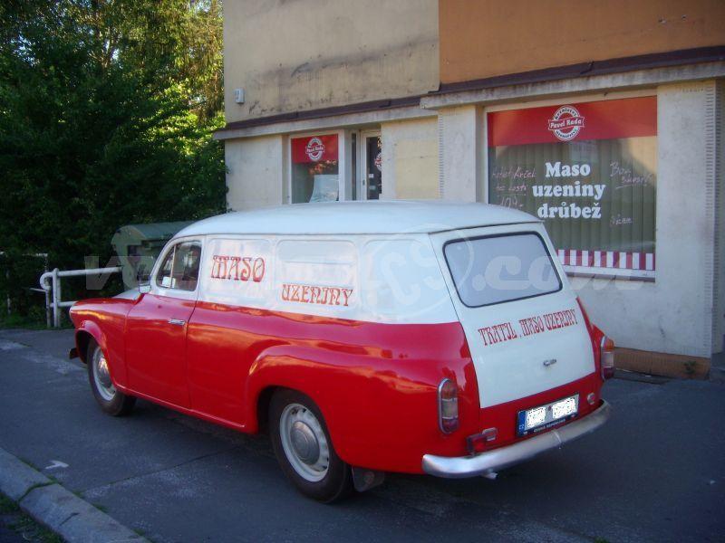 Škoda 1202 Dodávka | VeteranCS.com | Classic Cars | Pinterest | Cars