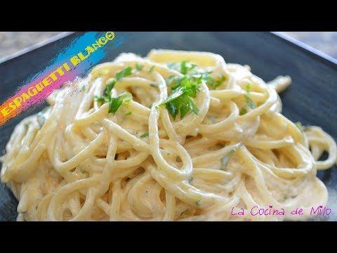 Como Se Hace Un Espagueti Blanco