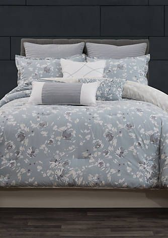 Photo of Laundry by Shelli Segal Crestmont Floral Bedding Collection