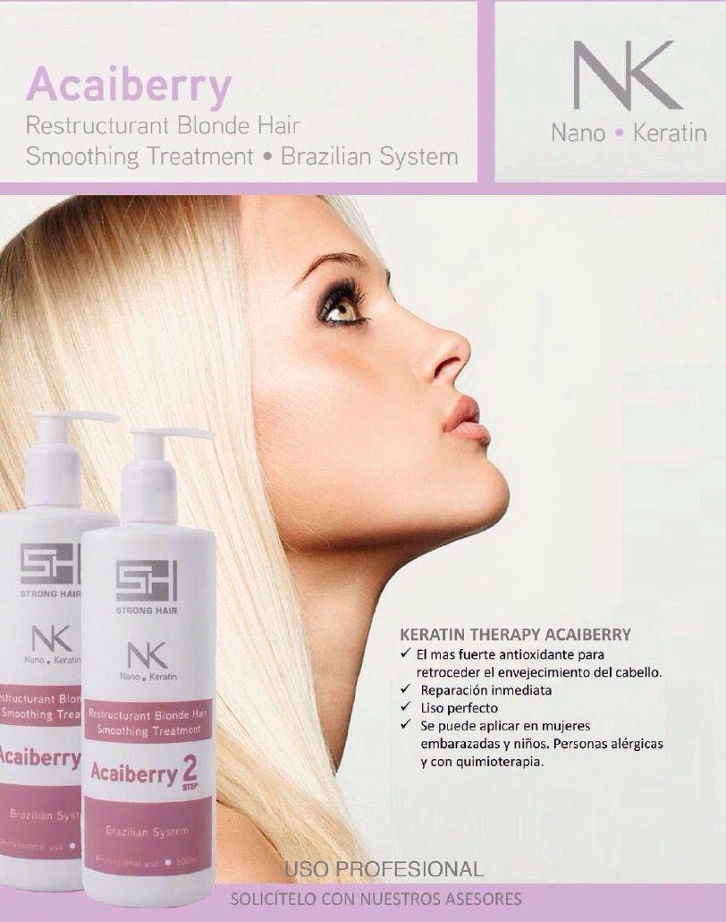 La solución para lucir un cabello siempre joven y hermoso esta en los productos que te ofrece Strong Hair Anímate y comprueba lo tu misma! 😍😉