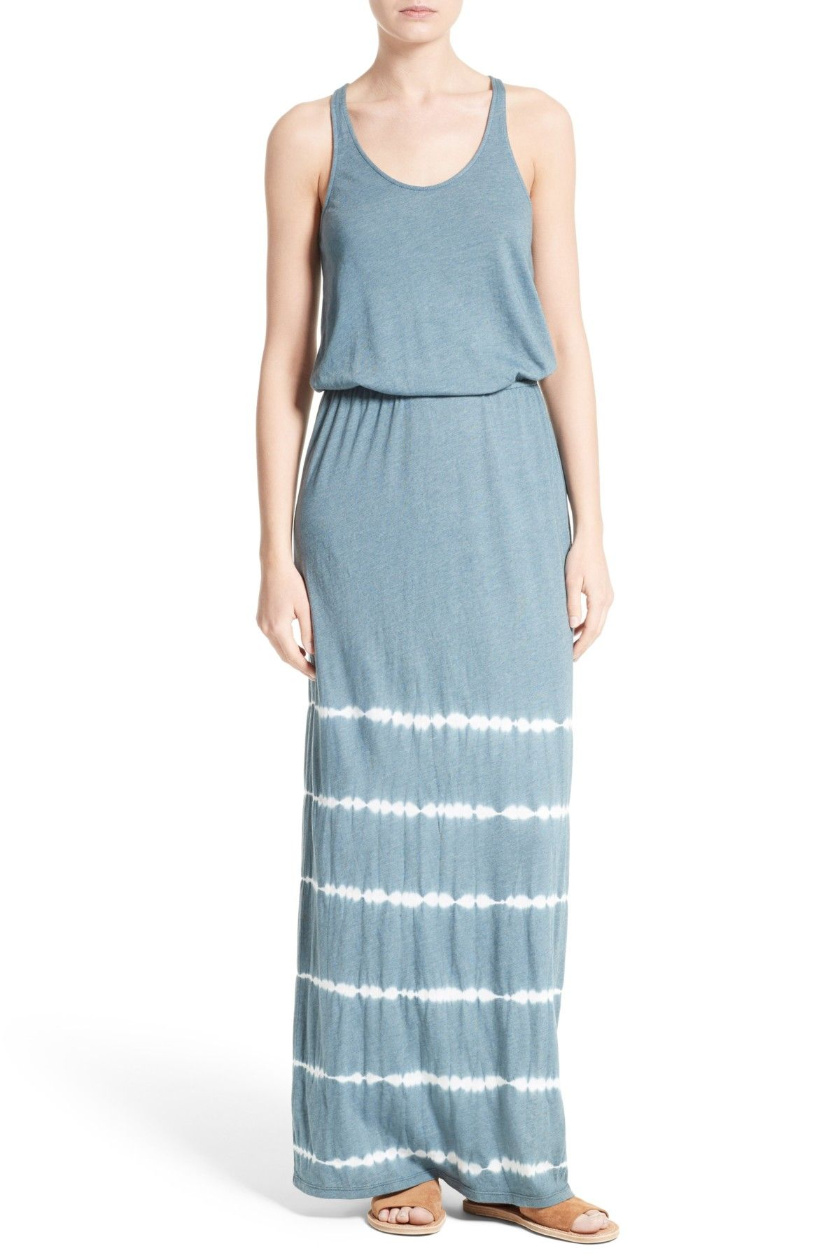 Ljiljana tie dye jersey maxi dress jersey maxi dresses and products