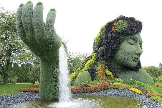 Pin On Garden Sculptures, Montreal Garden Sculpture