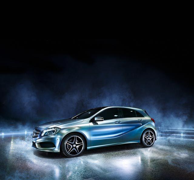 Mercedes-Benz – the new A-Class – 2012