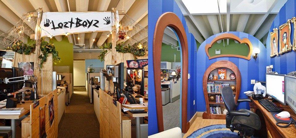 Blue Sky Animation Studios Corporate Headquarters