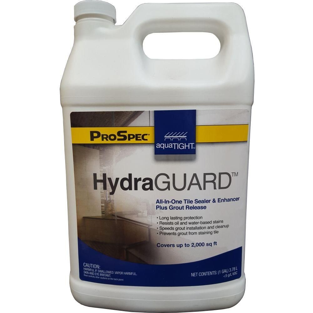 Aquatight 1 Gal Grout Cement Concrete And Paver Hydraguard