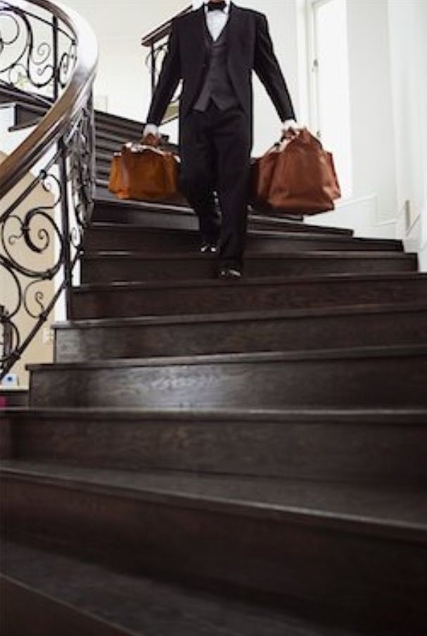 Your Luxury Guests Can Request Luggage Pick Up From Just A Touch Of A Button On Their Smartphone