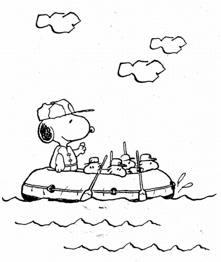 Baby Snoopy Coloring Pages | Cakes: Transfer ideas | Pinterest ...