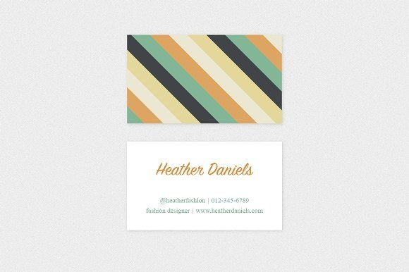Color stripes business card template templates includes adobe color stripes business card template templates includes adobe illustrator files all artwork is wajeb Choice Image