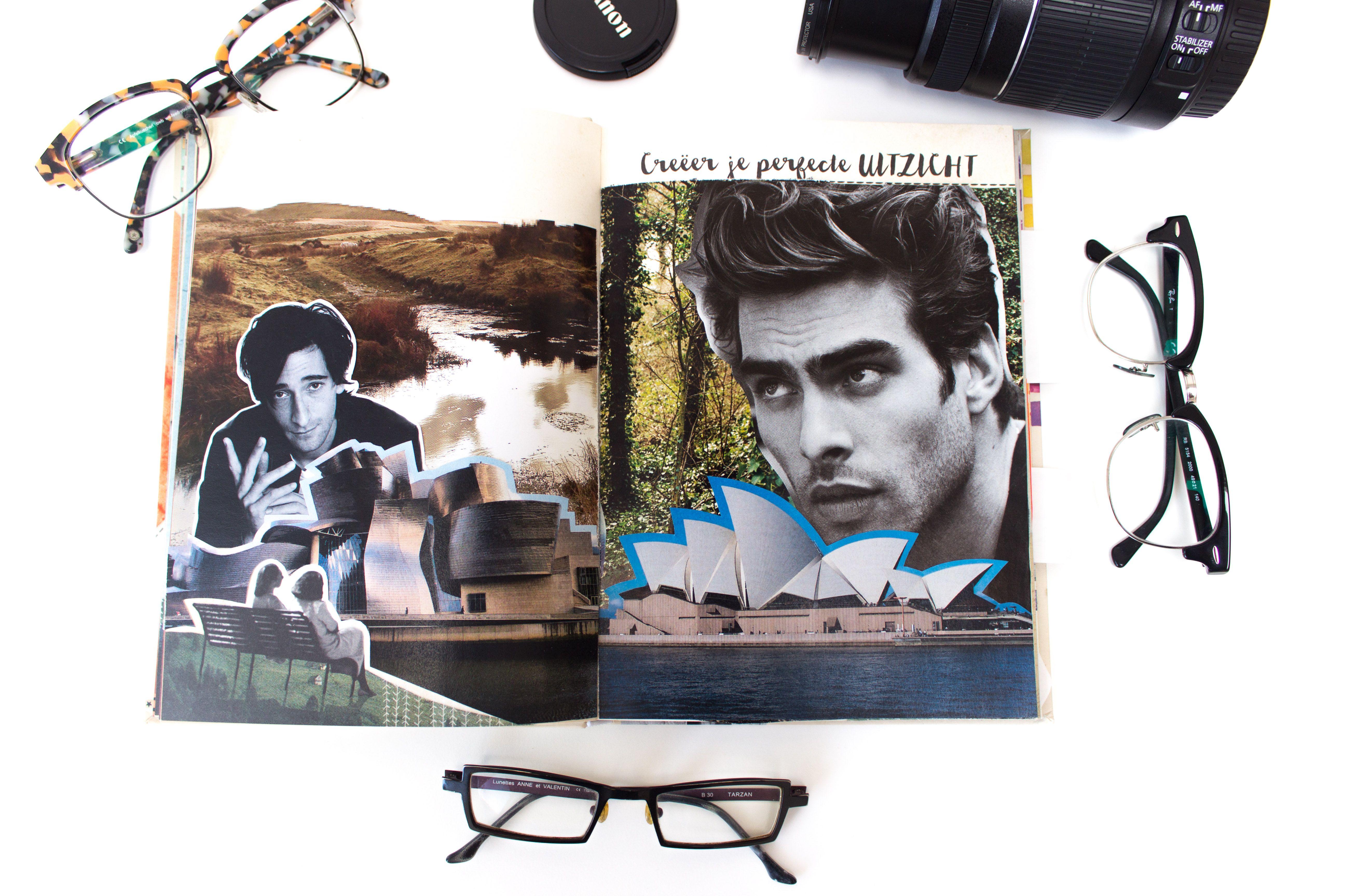 Collage and keep: Sven Denis - Het perfecte uitzicht