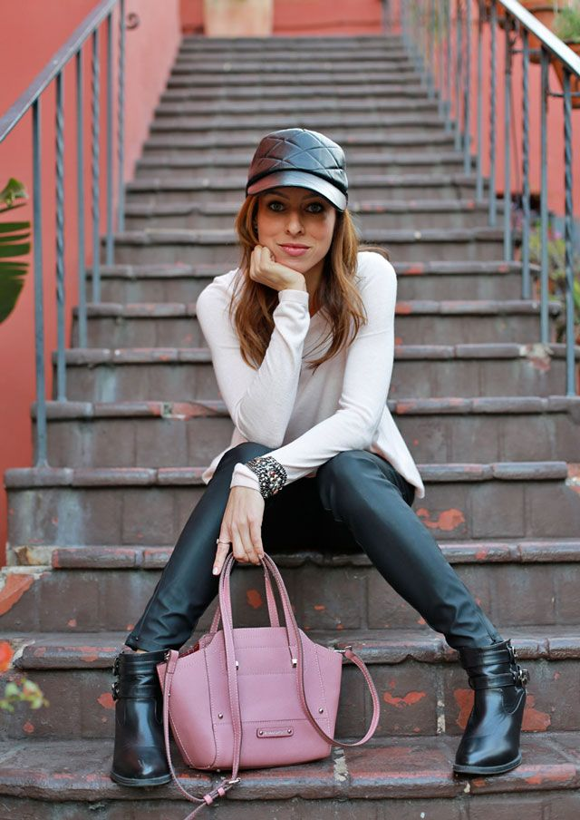 1c88e2b45df20 B is for Booties - Sydne Style #sstrendguide Cap Girl, Fashion Network,  Armani