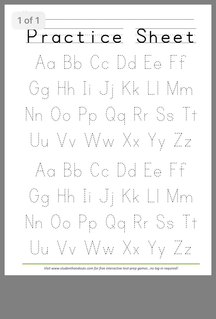 Pin By Sabrina Keyes On Alphabet Preschool Alphabet Worksheets Free Alphabet Worksheets Printable Alphabet Letters [ 1108 x 750 Pixel ]