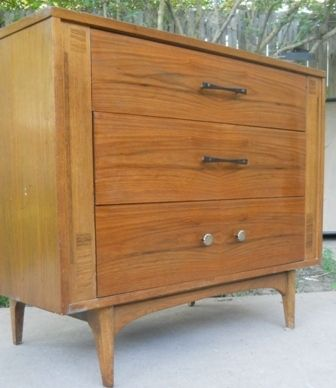 """36"""" Small Low Dresser w/ 3 Drawers - $85 in West Wash Park ..."""