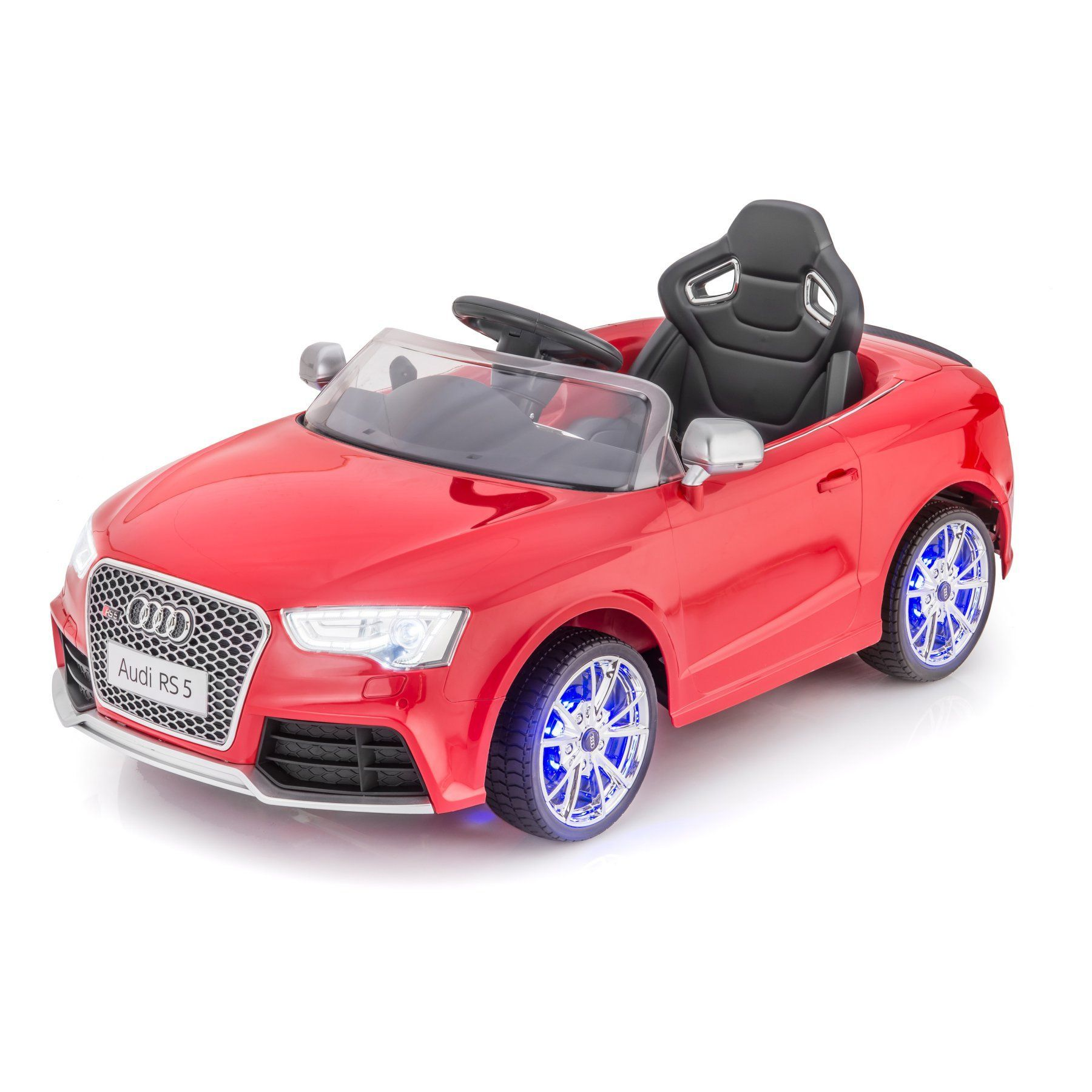 SPORTrax Licensed Audi RS5 Battery Powered Riding Toy with