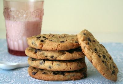 Gluten, Dairy and Soy Free Chocolate Chip Cookies :: Cannelle et Vanille