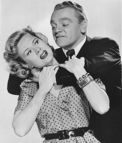 Virginia Mayo & James Cagney White Heat